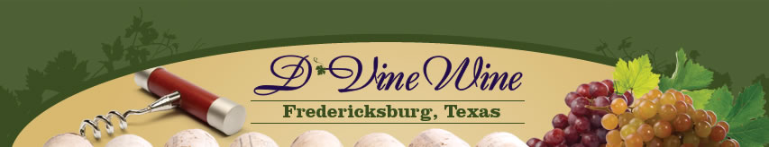 D'Vine Wine of Fredericksburg, Texas